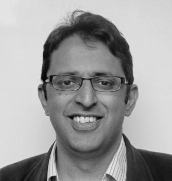 Professor Kev Dhaliwal portrait